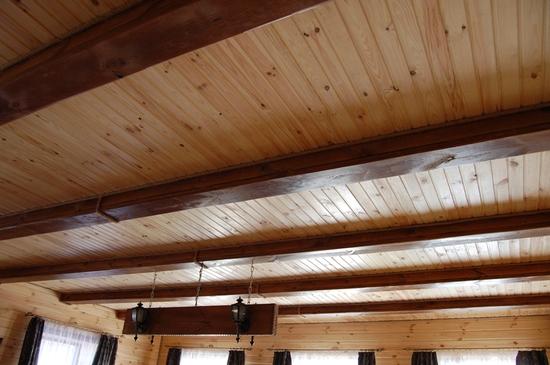 Из чего сделать потолок на даче своими руками 81